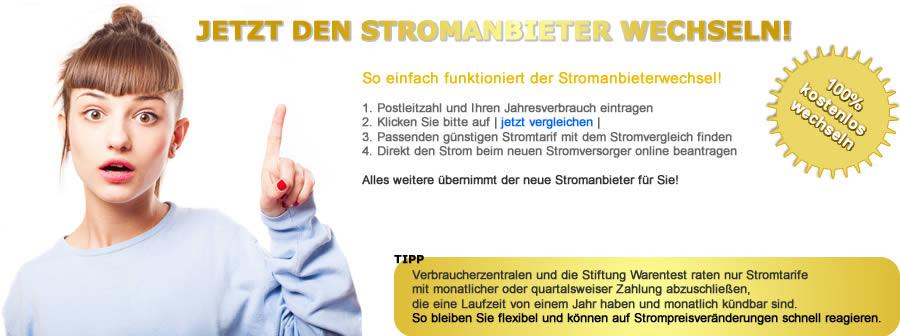 Stromvergleich auf strom24.org